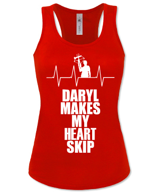 daryl makes my heart skip