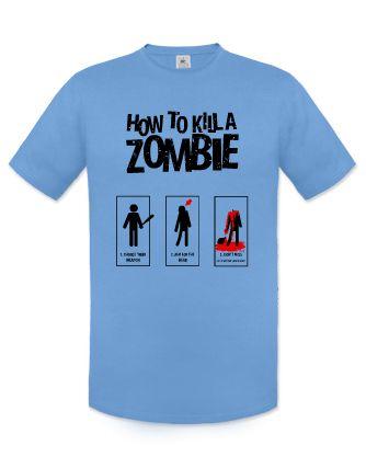 how to kill a zombi2
